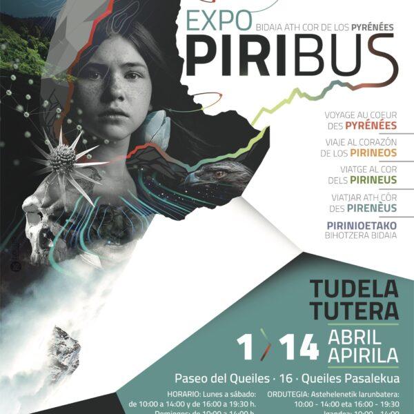 El proyecto Belarouat se presenta en el Piribus, durante su estancia en Tudela
